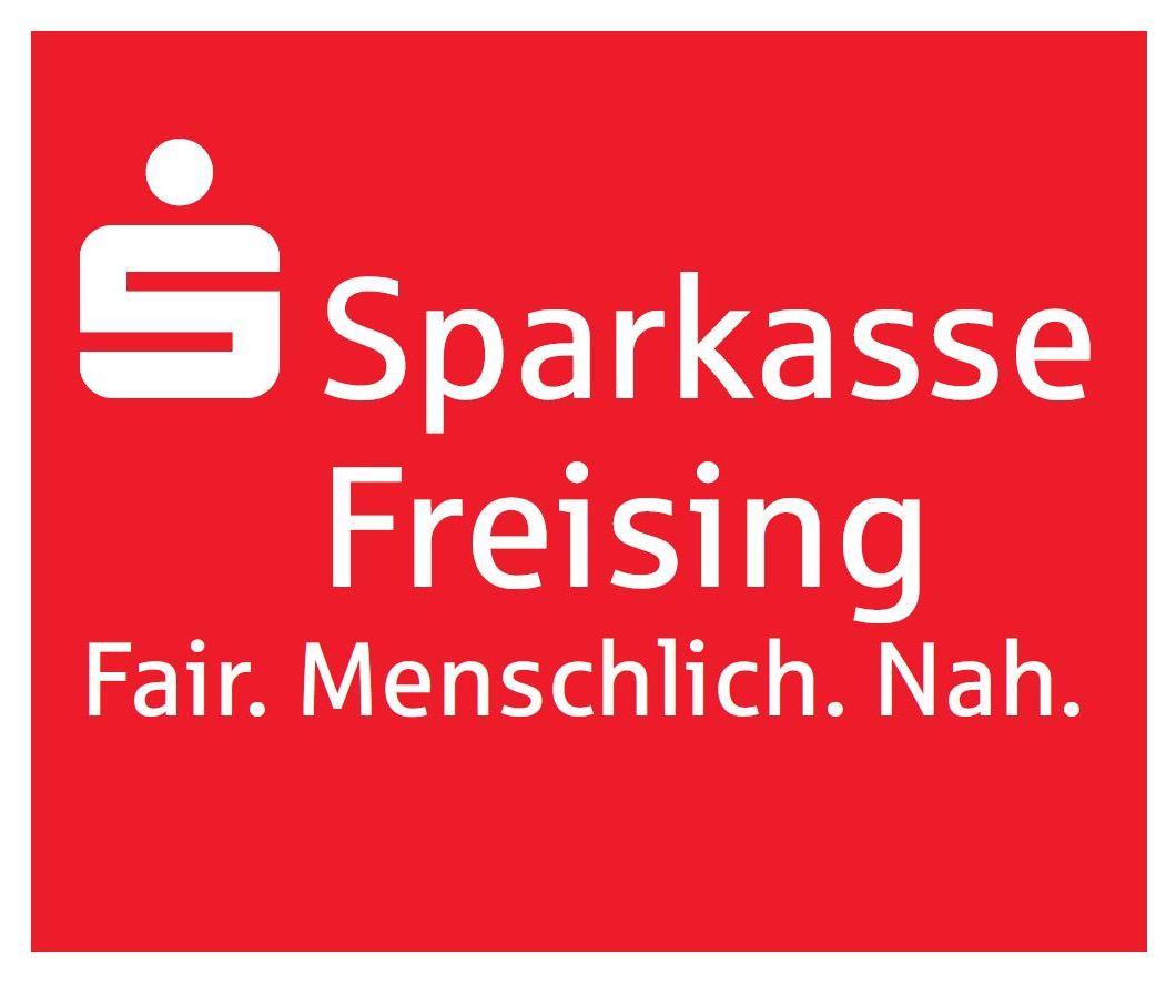 Werbung Sparkasse Freising
